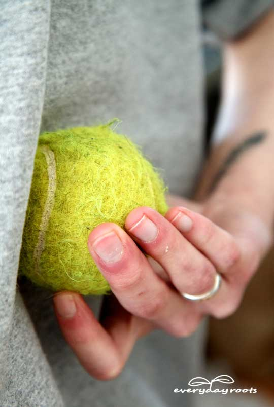tennis ball snoring remedy