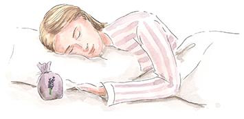 sleep sachet