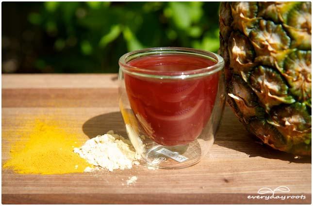 gout drink ingredients