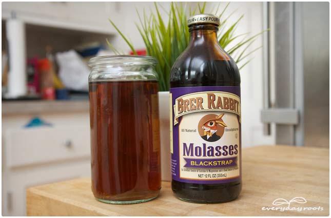 molasses drink