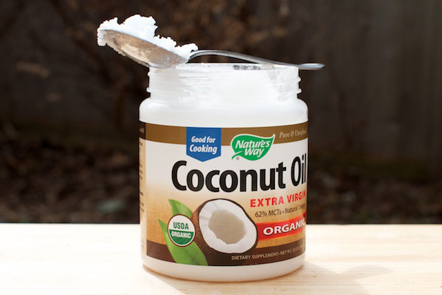 Coconut Oil Helps You Lose Weight