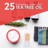 uses for tea tree oil
