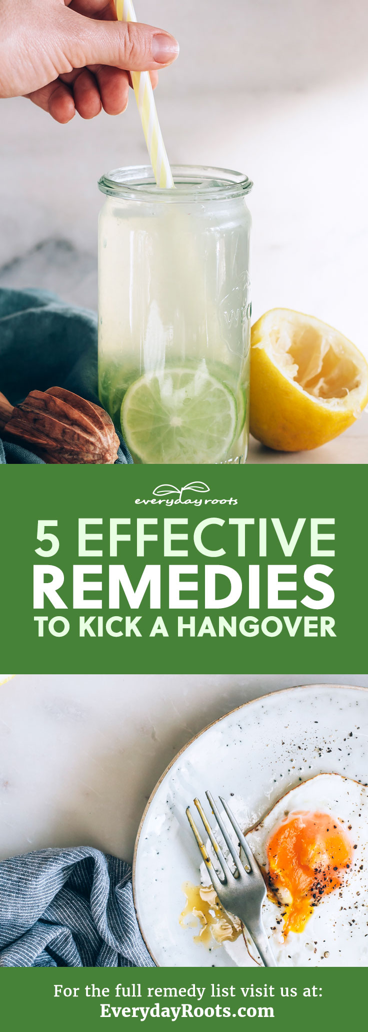 Here are 5 effective remedies to get rid of a hangover, including- a citrus drink, a popular breakfast staple and more.