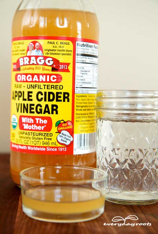 apple cider vinegar for acid reflux