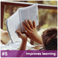improves learning