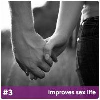 improves sex life