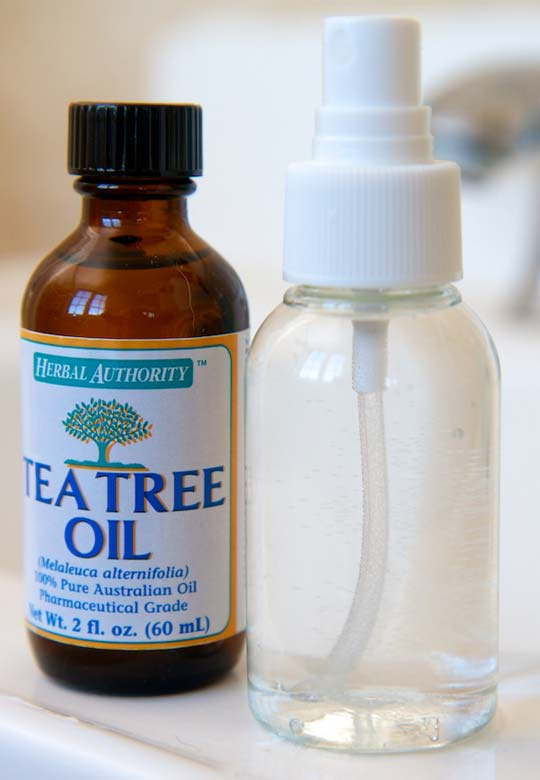 Tea Tree Oil Spray