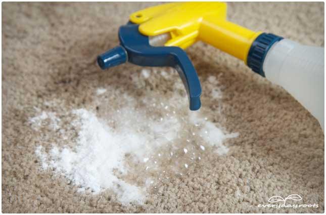 vinegar and baking soda odor eliminator