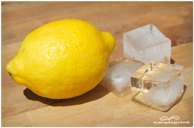 lemon juice candies