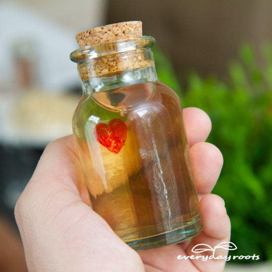 Homemade Love Potion