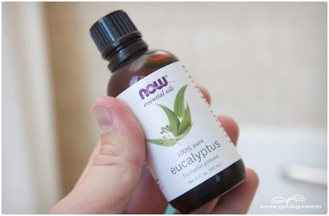 aceite de eucalipto