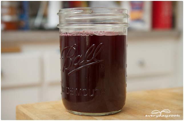 grape juice and certo for arthritis
