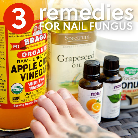 Home Remedies for Toenail Fungus & How to Get Rid of It Fast