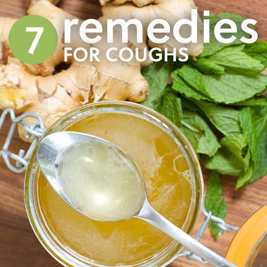 Cough Remedies for Persistent & Dry Coughs