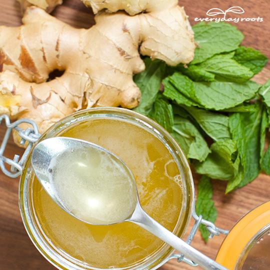 Homemade Honey Cough Syrup