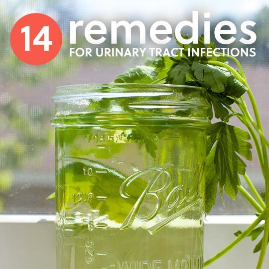 Home Remedies For Uti Discomfort