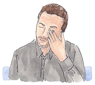 fatigue symptoms